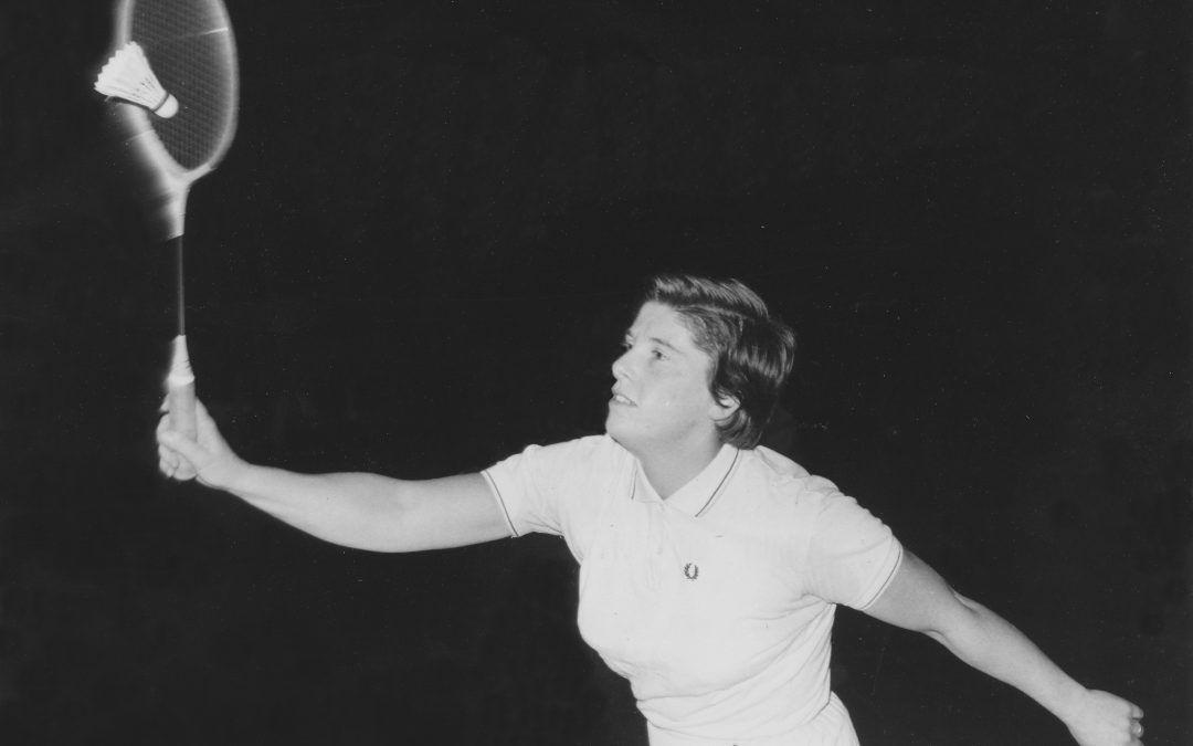 Judy Hashman nee Devlin – One of the Great Champions.