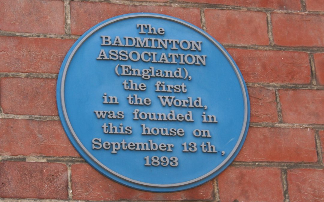 THE FIRST BADMINTON ASSOCIATION